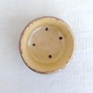 ●南仏の陶器-黄釉:チーズの型