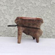 ●アルザスの陶器-復活祭のお菓子の型