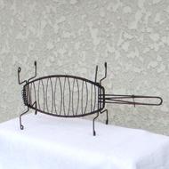 ●ワイヤーの道具-魚焼き