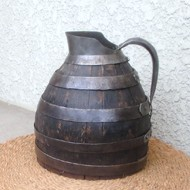 ワイン作りの道具-酒樽