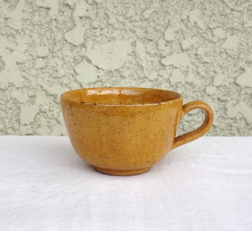 ●南仏陶器 / カップ