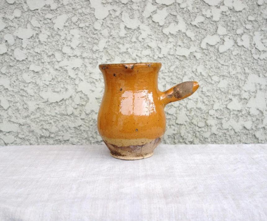 ●南仏の陶器-水差し