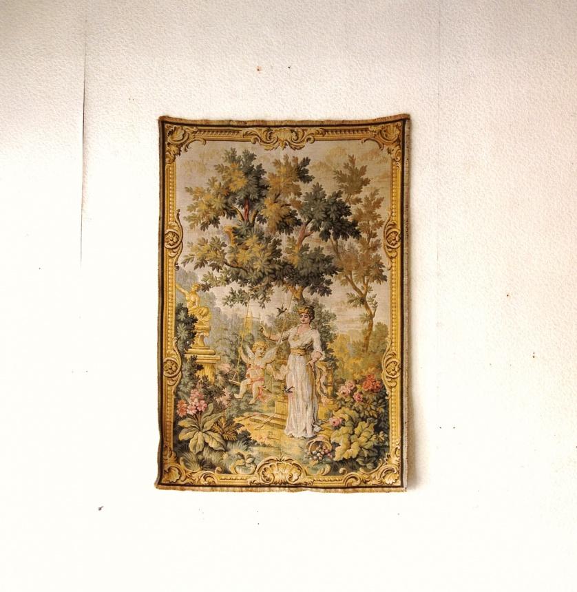 ●ゴブラン織り-タピストリー