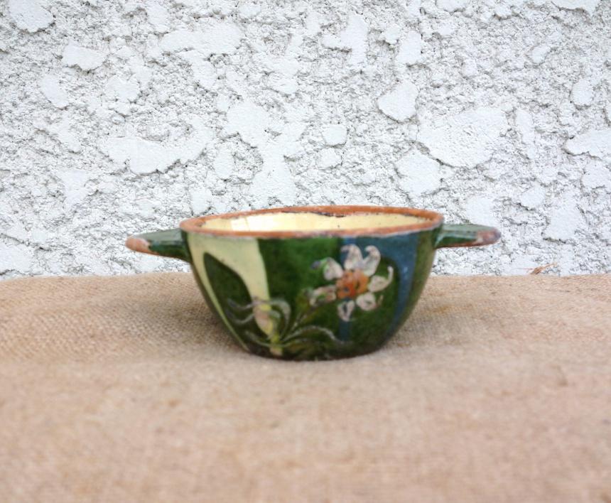 ●フランス陶器-ボウル