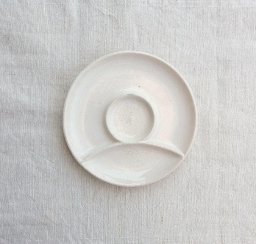 白皿-アーティチョーク用
