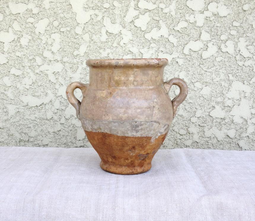 ●南仏の陶器-瓶