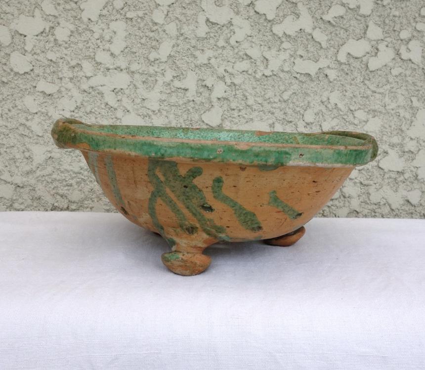 料理の道具ー陶器の水切り
