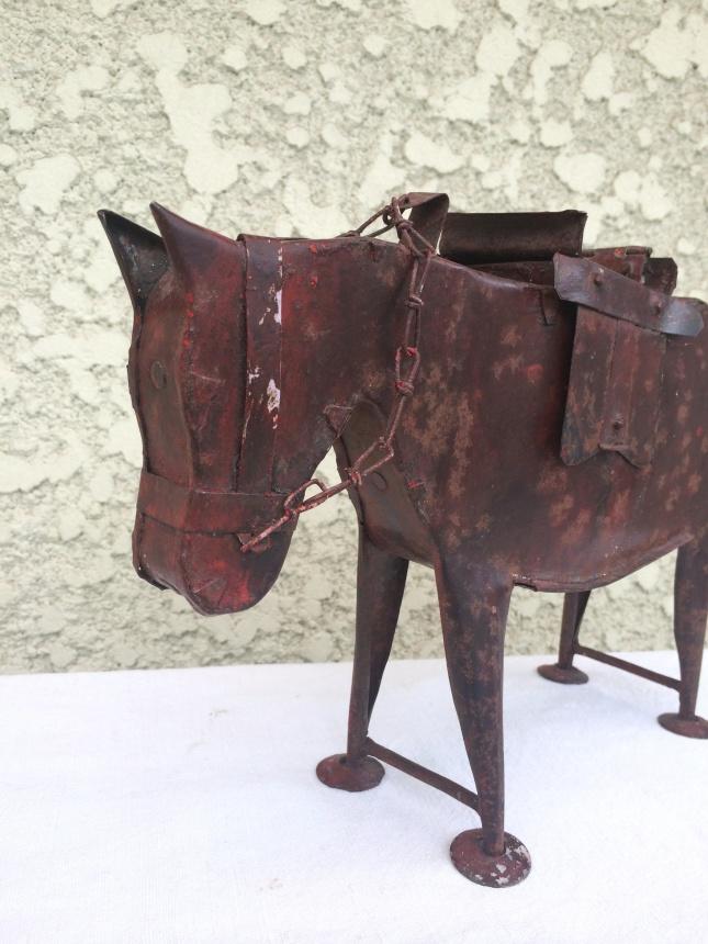 ●ブリキの馬
