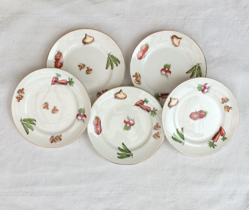 ●フランスの皿