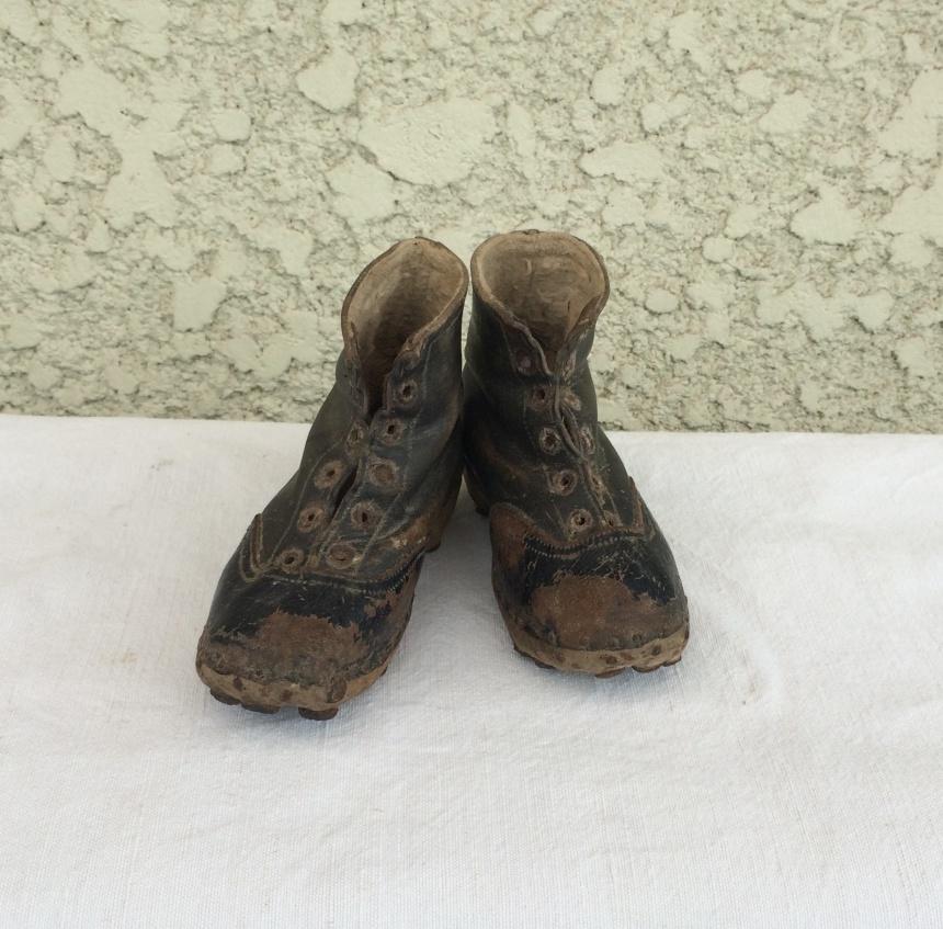 ●子供靴-革靴