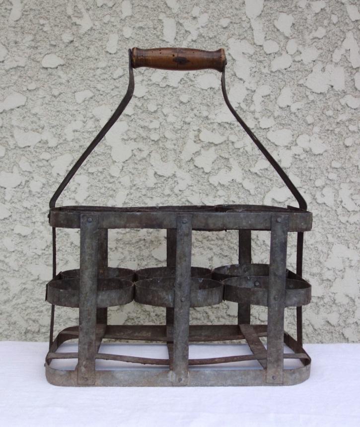 ●フランス古道具:料理の道具 / ワイン運び