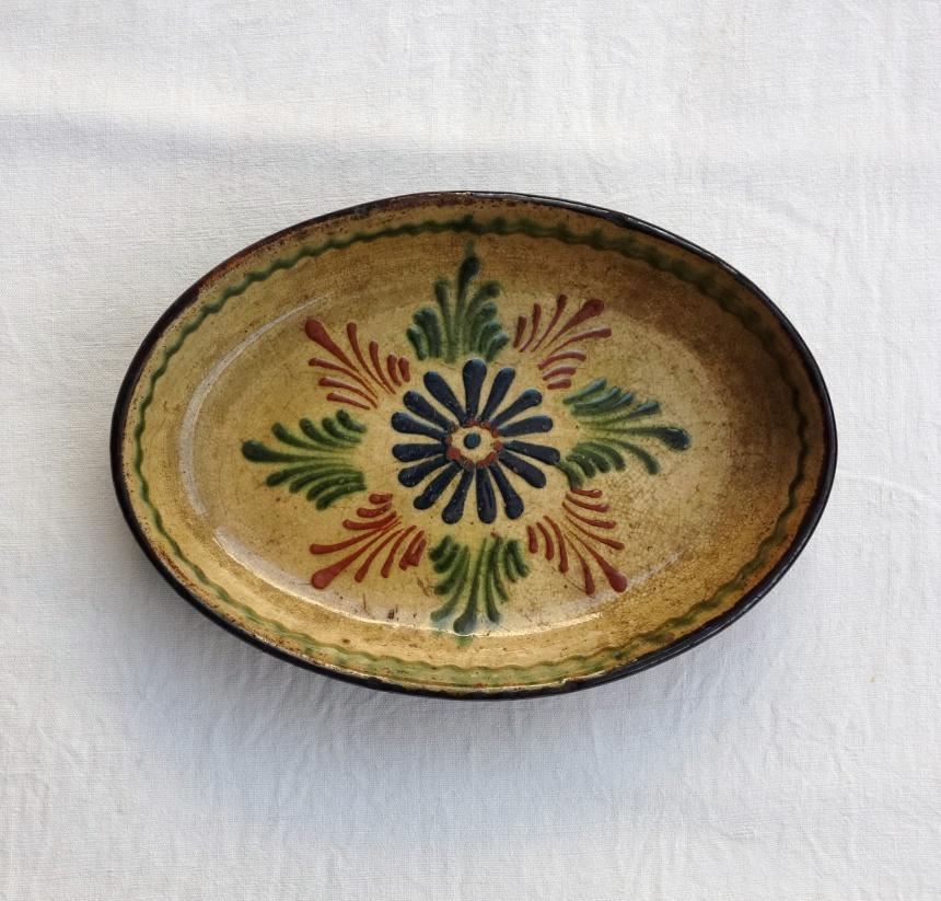 料理の道具-グラタン皿
