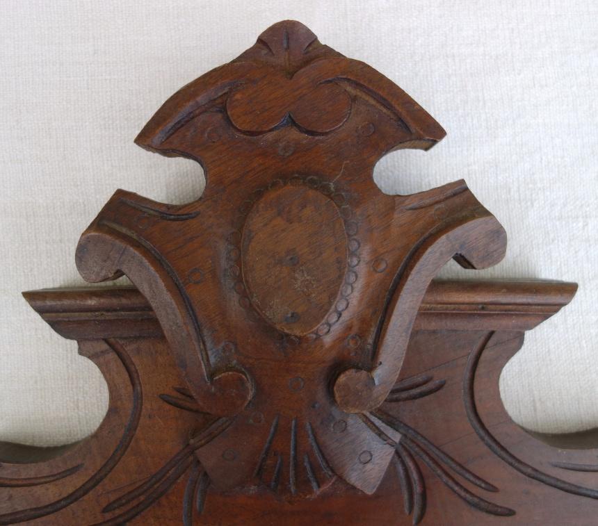 フランス古道具:木のパーツ