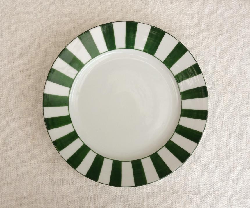 ●フランスの古道具:皿