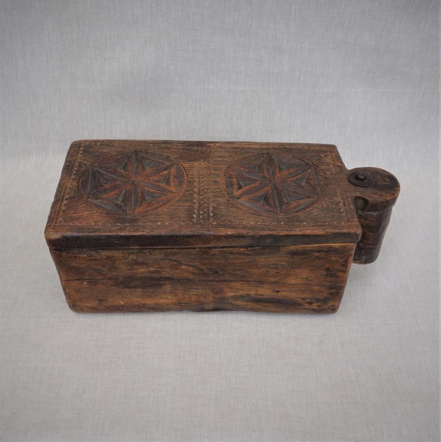 ●フランス古道具D;木箱