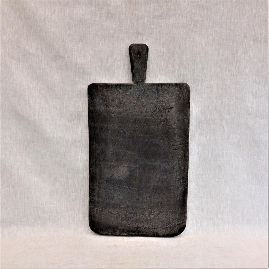 南仏の古道具 ;料理の道具:まな板=K
