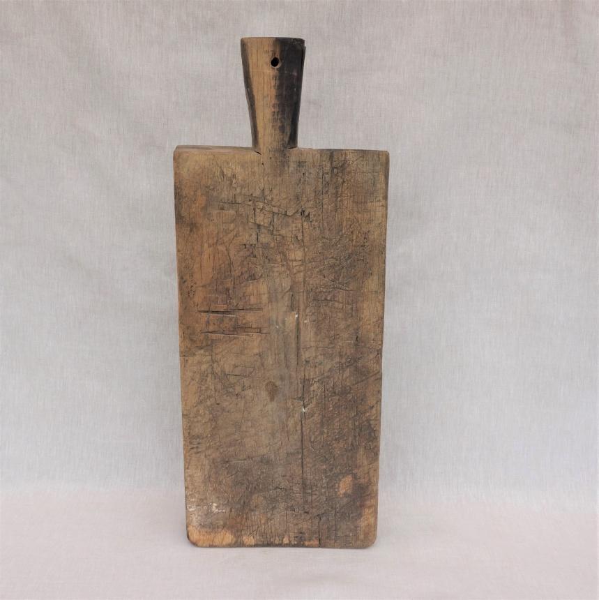 フランス古道具G;料理の道具:まな板=G