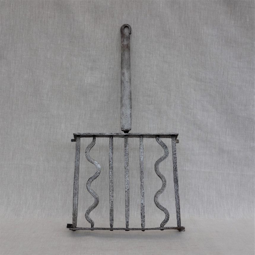 ●フランスの古道具G;料理の道具:グリル