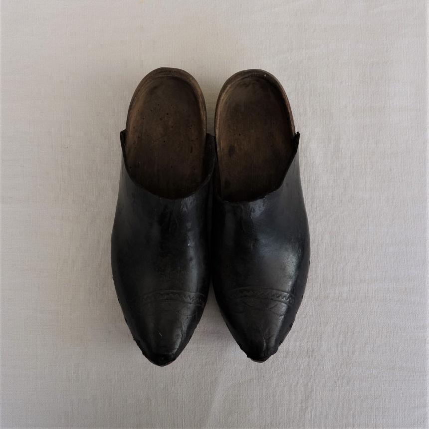 南仏の古道具(木):木靴