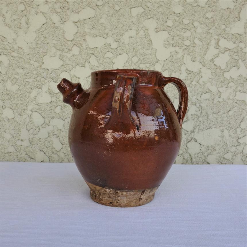 南仏の古道具:台所の道具;水差し