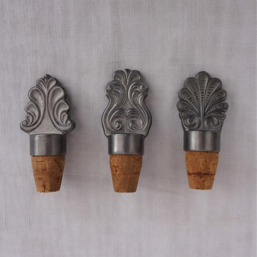 """●フランス古道具 """" B"""" ワインの道具-栓"""