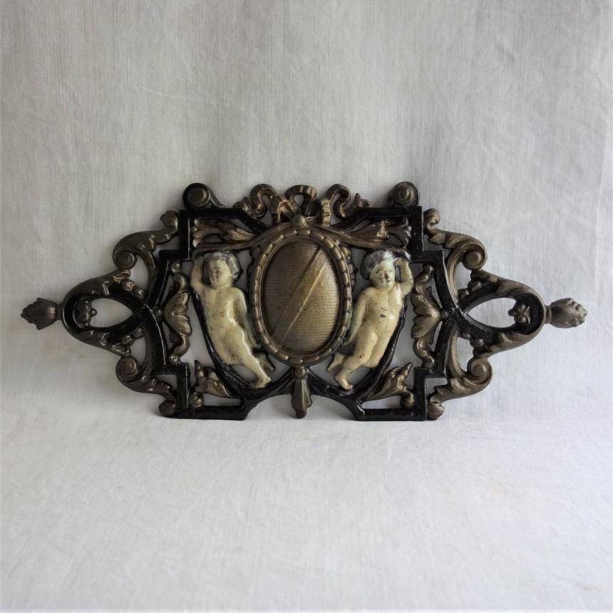 """フランス古道具 """"P"""" 宗教的な飾り-天使Ⅰ"""