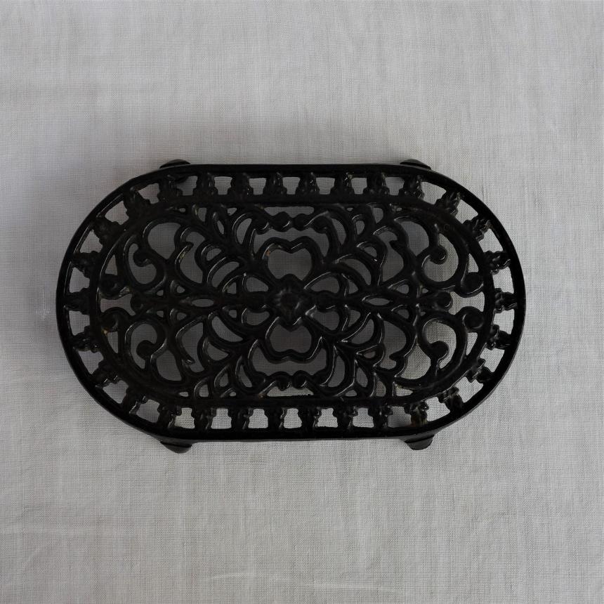 """●フランス古道具 """" S"""" 料理の道具-鍋敷きⅡ"""