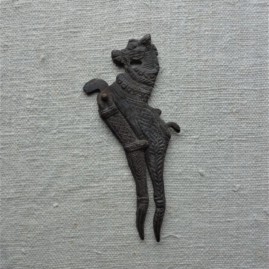 """●フランス古道具 """" C """" 木の実割り"""