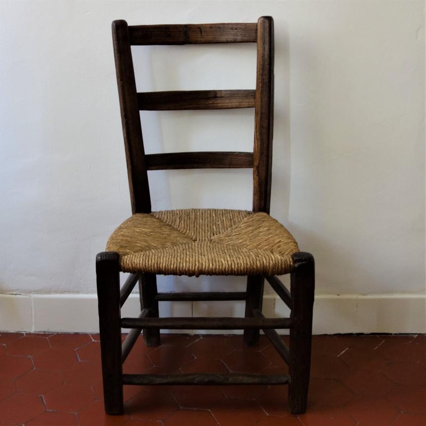"""●フランスの古道具""""C"""" 椅子"""