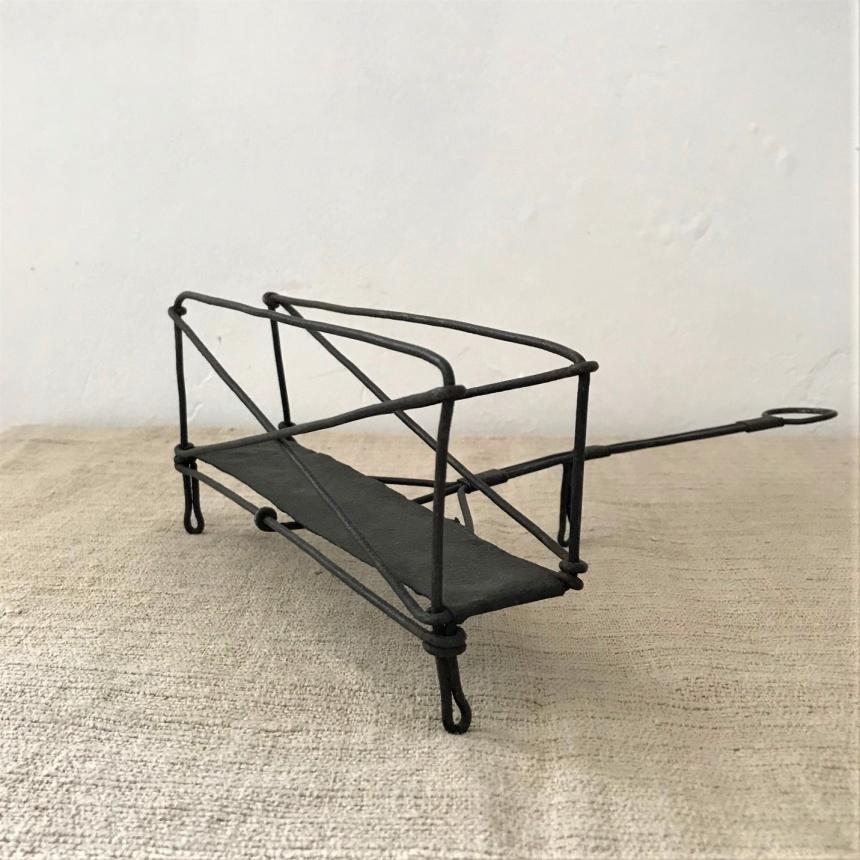 フランス古道具:パンを焼く道具-1